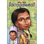 Who Was Sacagawea,Judith Bloom Fradin(朱迪思・布鲁姆・弗拉金),Denn,Pen