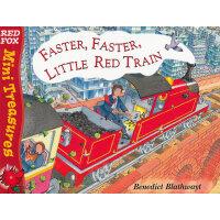 [Mini-Treasures] Faster, Faster Little Red Train 红色小火车再快一点