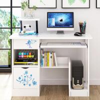 台式电脑桌家用简易桌子简约学生写字卓书桌经济型办公桌