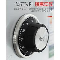 厨房定时器创意厨房时间提醒器304不锈钢倒计时器冰箱贴