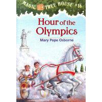 Magic Tree House #16: Hour of the Olympics 神奇树屋16:古奥运的冒险 97