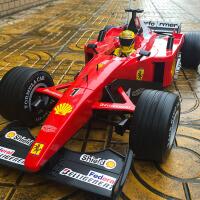 永行超大儿童玩具车 遥控汽车赛车充电F1越野 生日礼物 男孩玩具 F1遥控车 官方标配 收藏*品