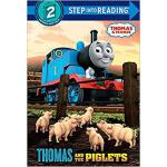 【预订】Thomas and the Piglets (Thomas & Friends) 9781524716585