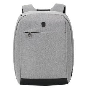 卡拉羊防盗包男士双肩背包商务电脑包休闲包CS5936