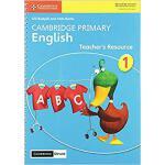 【预订】Cambridge Primary English Stage 1 Teacher's Resource wi