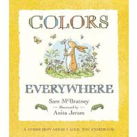 【预订】Colors Everywhere: A Guess How Much I Love You Storyboo