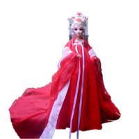 古装娃娃女孩仿真玩具古代仙女生日礼物娃娃白浅