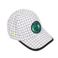 【6折价:75.06元】马拉丁童装男女大童帽子春装2020年新款白色格子棒球帽儿童帽