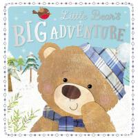 【预订】Story Book Little Bear's Big Adventure