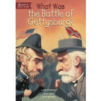【现货】英文原版 What Was the Battle of Gettysburg? 葛底斯堡战役是什么? who w