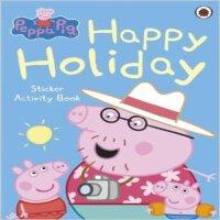 [现货]Peppa Pig: Happy Holiday 中文译名:小猪佩奇 粉红猪小妹 小猪佩佩