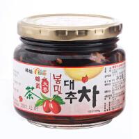 [当当自营] 韩国进口 韩福10.2 蜂蜜大枣茶 580g
