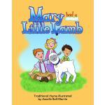 【预订】Mary Had a Little Lamb Big Book 9781493882809