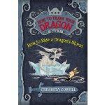 英文原版 驯龙高手 How to Train Your Dragon #7 How to Ride a Dragon'