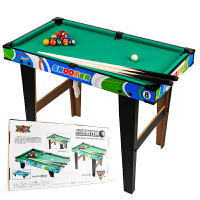 儿童桌球大号桌式男孩家用室内桌面台球亲子互动玩具