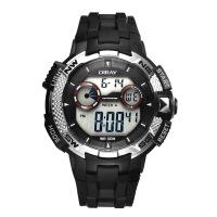 多功能户外防水跑步计时闹钟男手表学生运动电子表