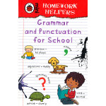 Homework Helpers: Grammar and Punctuation for School 家庭作业帮手