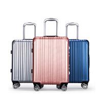 【每满100减50】卡拉羊铝框拉杆箱20寸24寸TSA海关锁行李箱男女士大容量旅行箱防刮耐磨登机箱新品CX8622