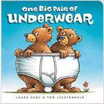 【预订】One Big Pair of Underwear 9781534420366