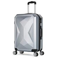 旅行箱女拉杆箱24寸男潮个性行李箱小清新学生密码箱韩版