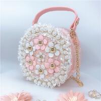 包包 儿童包包小女孩公主时尚包 女童斜挎包宝宝手提包