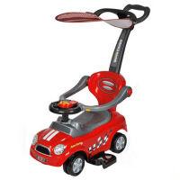 扭扭车带音乐溜溜车婴幼儿童手推车学步车玩具车妞妞车