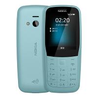 诺基亚 220新 全网通4G 老人按键手机老年手机 学生备用功能手机直板手机