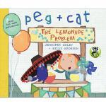 【预订】Peg + Cat: The Lemonade Problem 9780763694364