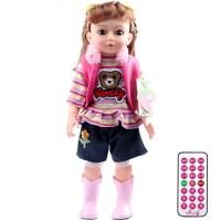 安娜公主会说话的娃娃智能对话巴比会唱歌仿真洋娃娃宝宝玩具女孩