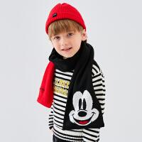 【今日4折�A估�r:40元】迪士尼男女童卡通��巾