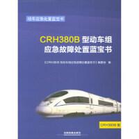 CRH380B型动车组应急故障处置蓝宝书 《CRH380B型动车组应急故障处置蓝宝书》编委会 978711323286