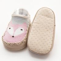 婴儿鞋袜软底地板袜宝宝防滑底学步袜儿童袜子新生儿袜春夏1-2岁