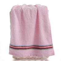 毛巾 彩虹纯棉面巾1条 强吸水洗脸毛巾洗脸帕