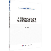 大型复杂产品制造业集群升级机理及路径