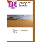 【中商海外直订】The Fairy of the Snows
