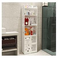 卫生间收纳柜 多功能 置物架洗手间置物柜厕所收纳架子简约落地防水