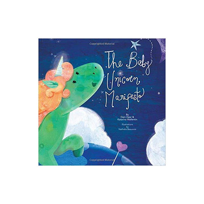 【预订】The Baby Unicorn Manifesto 9781634931533 美国库房发货,通常付款后3-5周到货!