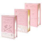 金粉世家 精装文库(3册套装):张爱玲+情书+情诗