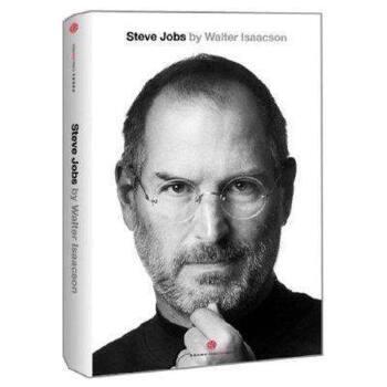 英文原版 新品Steve Jobs (史蒂夫乔布斯传)(美国版) [精装]