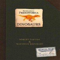 [现货]英文原版 Prehistorica Dinosaurs 史前恐龙百科 立体书