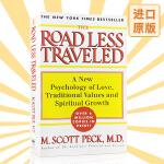The Road Less Traveled 少有人走的路英文原版 心智成熟的旅程 社会心理学 M・斯科特・派克 全英