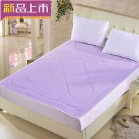 床褥床�| 3D��|�鱿�可折�B1.5薄床�|1.8加厚透��W生床褥榻榻米地�可水洗定制