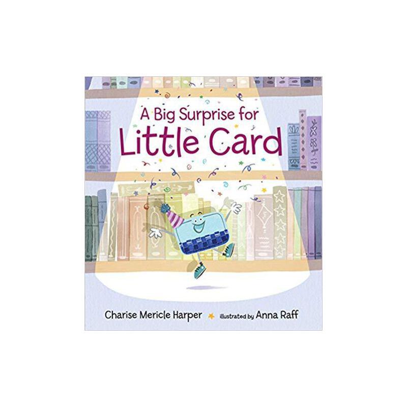 【预订】A Big Surprise for Little Card 9780763674854 美国库房发货,通常付款后3-5周到货!