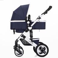 高景观婴儿推车可坐可躺折叠便携童车手推车避震轻便婴儿车ZQ505