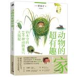 动物的家超有趣:铃木守的109种动物巢穴大揭秘