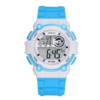儿童电子表 户外运动多功能led手表男童女童防水手表
