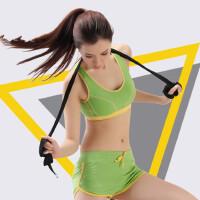 运动型文胸 女士背心式防震跑步瑜伽无钢圈薄款棉内衣