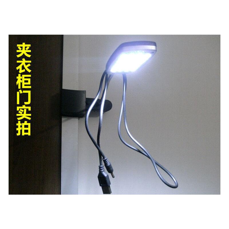 可装用放上换安5号干电池夹子台灯护眼学生宿舍寝室调光插充电宝7