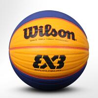 篮协指定6号7号路人王3V3比赛威尔胜篮球