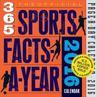 The Official 365 Sports Facts-A-Year Page-A-Day?Calendar